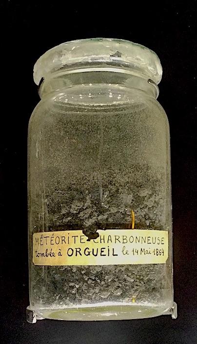 météorite charb
